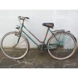 bicicletta donna d'epoca